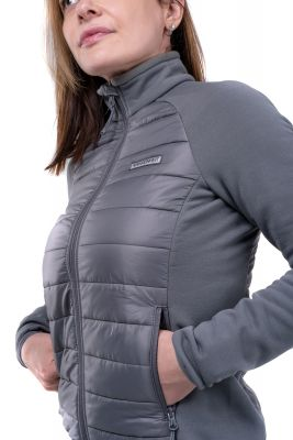 Jacket PS/PL Сombi Woman  gray