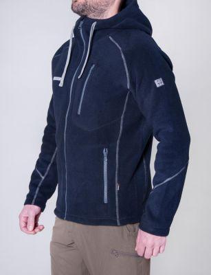 Куртка Classic Full ZIP Hoody синя