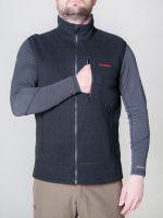 Жилет  TP knit black