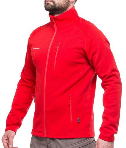 Куртка PS PRO Full ZIP червона