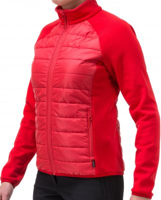 Jacket PS/PL Сombi Woman  red