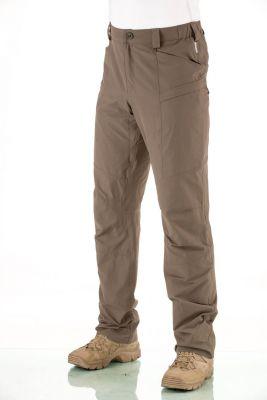 Штани PC stretch коричневий