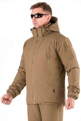 Куртка ALFA PrimaLoft койот